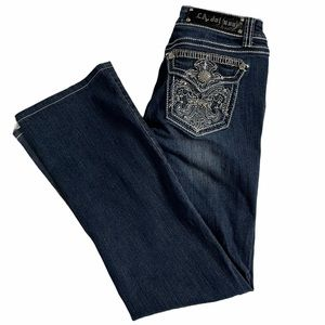 L.A. IDOL woman's jeans size 7 W30 L34